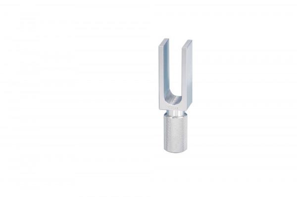 Stimmgabel aus Aluminium 1000 Hz